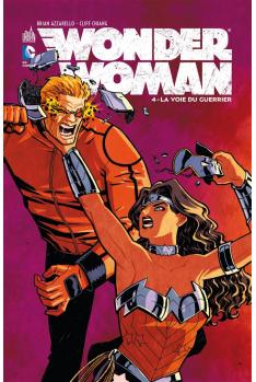 WONDER WOMAN TOME 4