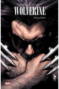 WOLVERINE EVOLUTION - MARVEL DARK