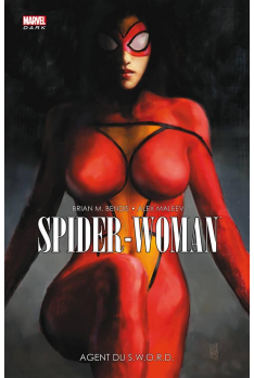 SPIDER-WOMAN - MARVEL DARK