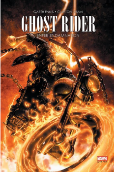 GHOST RIDER - MARVEL DARK