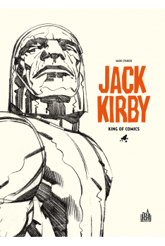 JACK KIRBY - KING OF COMICS