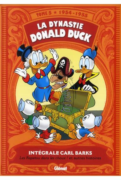 LA DYNASTIE DONALD DUCK Tome 5
