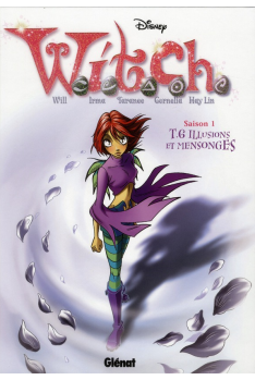 WITCH SAISON 1 Tome 6