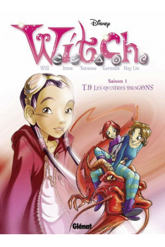 WITCH SAISON 1 Tome 9