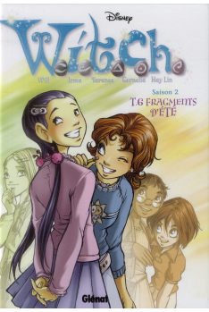WITCH SAISON 2 Tome 6
