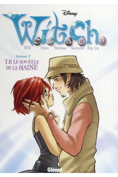 WITCH SAISON 2 Tome 8