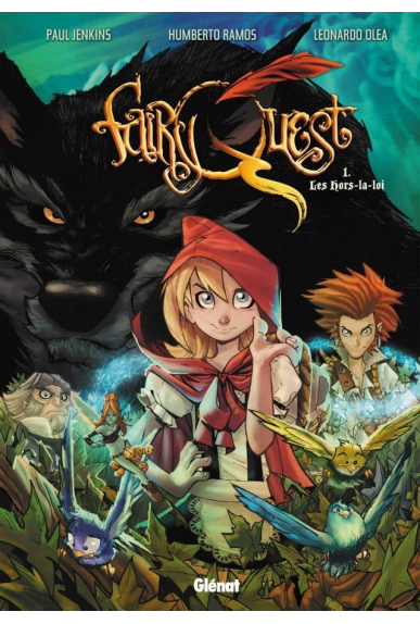 FAIRY QUEST Tome 1