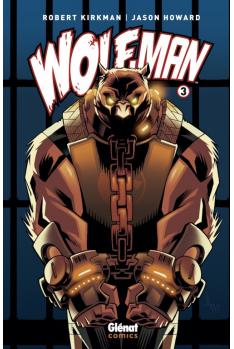 WOLF-MAN Tome 3