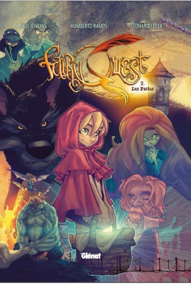 FAIRY QUEST Tome 2