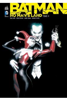 BATMAN NO MAN'S LAND TOME 4