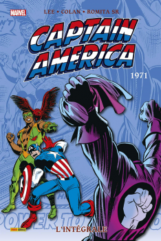 CAPTAIN AMERICA - L'INTEGRALE 1971