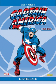 CAPTAIN AMERICA - L'INTEGRALE 1967 1968
