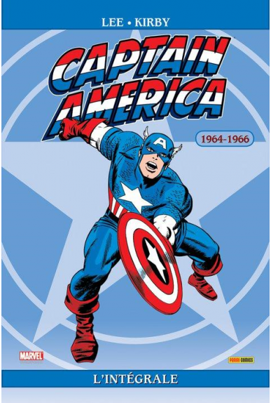CAPTAIN AMERICA - L'INTEGRALE 1967 1968