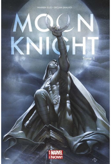 MOON KNIGHT TOME 1