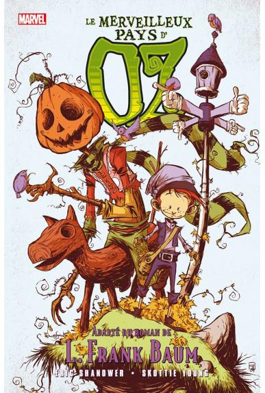Le Magicien d'Oz Tome 2 - Ozma la Princesse
