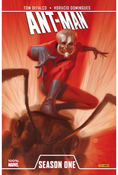 ANT-MAN SEASON ONE