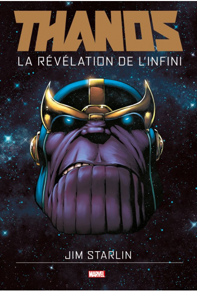 THANOS ET LA REVELATION DE L'INFINI