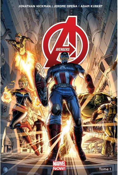 Avengers Tome 1 Excalibur Comics