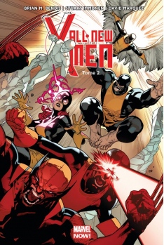 All New X-Men Tome 2