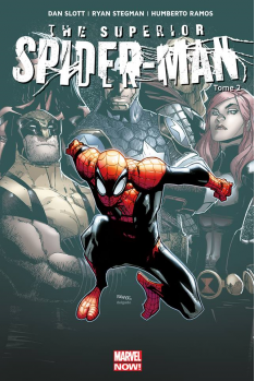 Superior Spider-Man Tome 2