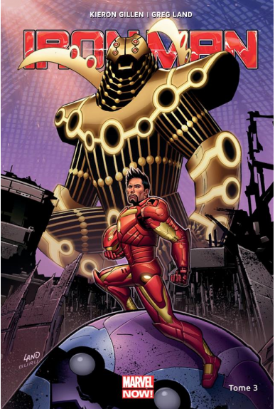 Iron Man TOME 3