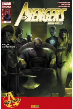 AVENGERS HORS SERIE 7 - Loki Agent of Asgard 1