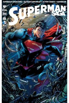 SUPERMAN SAGA 1 A