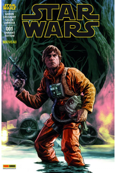 STAR WARS 01 VARIANT RENATO GUEDES