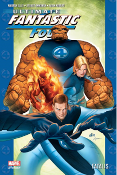 ULTIMATE FANTASTIC FOUR TOME 2