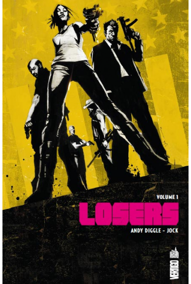 THE LOSERS TOME 1