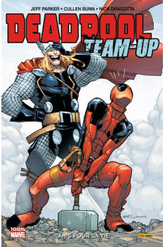 DEADPOOL TEAM UP TOME 1