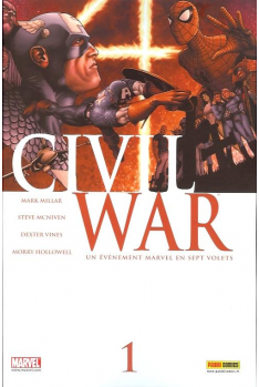 CIVIL WAR VOLUME 1