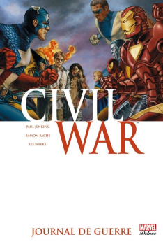 CIVIL WAR VOLUME 3