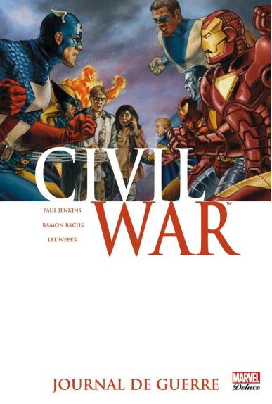 CIVIL WAR VOLUME 3