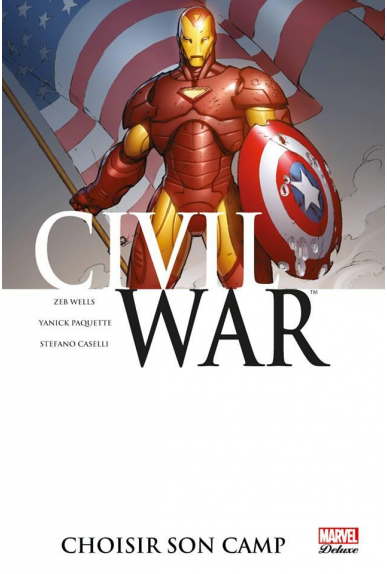 CIVIL WAR VOLUME 4