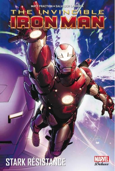Invincible Iron Man Tome 3