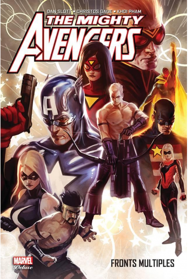 MIGHTY AVENGERS - L'initiative Ultron