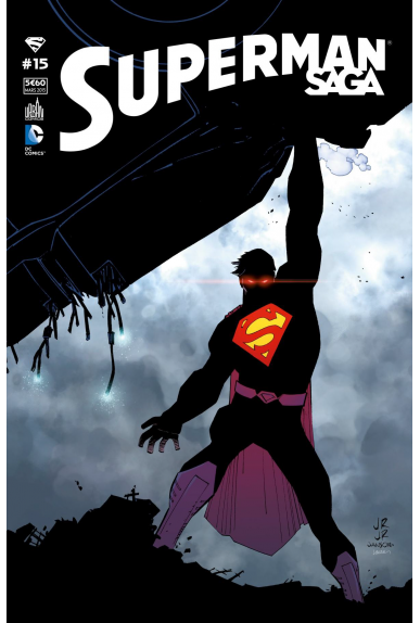 SUPERMAN SAGA 15