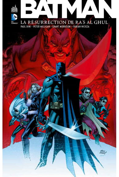 BATMAN - La Resurrection de Ra's Al Ghul