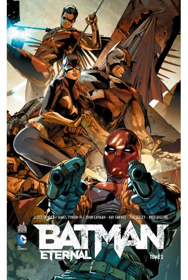 BATMAN ETERNAL TOME 2