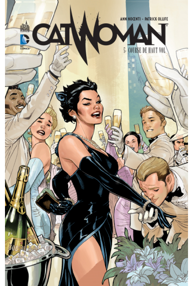 CATWOMAN TOME 5