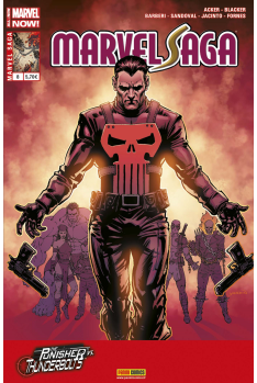 MARVEL SAGA 7 : PUNISHER