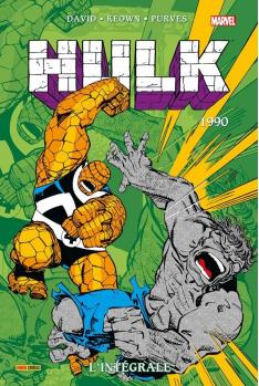 HULK L'INTEGRALE 1989