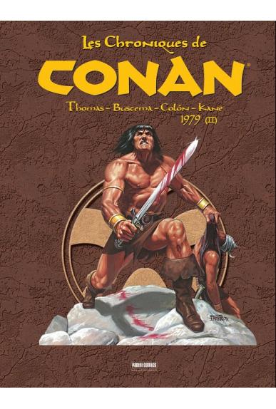 CHRONIQUES DE CONAN 1979 (I)