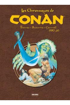 CHRONIQUES DE CONAN 1980 (I)
