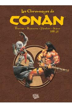 CHRONIQUES DE CONAN 1980 (II)