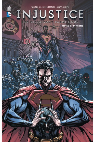 INJUSTICE TOME 3