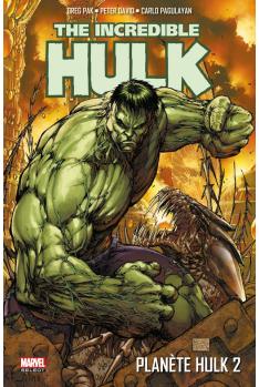Planète Hulk Tome 1