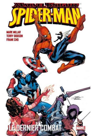 Daredevil : Sous l'aile du Diable