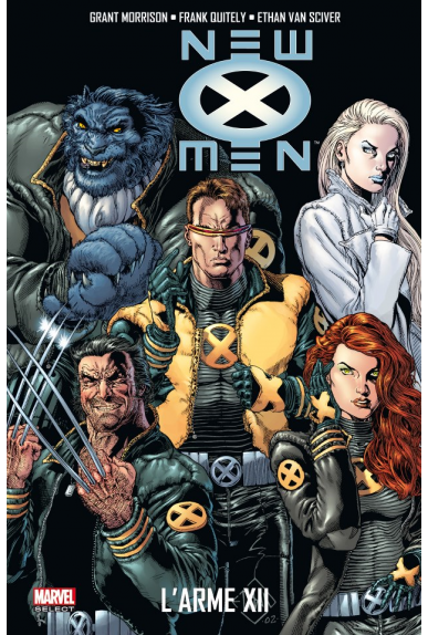 New X-Men Tome 1
